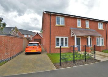 Thumbnail 3 bed semi-detached house to rent in Spinney Hill, Oakham