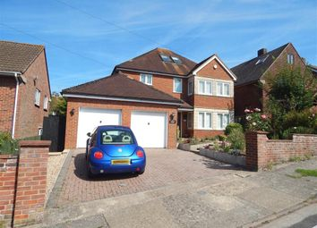 Thumbnail 5 bed detached house to rent in Ridgeway Road, Salisbury, Wiltshire
