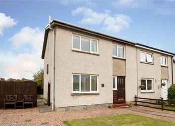 Thumbnail 3 bed end terrace house for sale in Lumsden Crescent, Almondbank, Perth