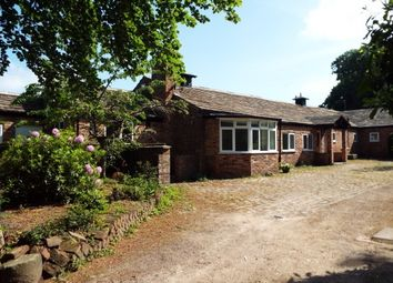 Thumbnail 4 bed detached bungalow to rent in Wilmslow