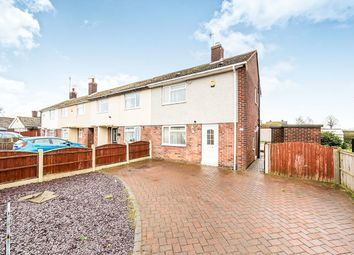 Thumbnail 2 bed semi-detached house for sale in Heather Avenue, Heath, Chesterfield