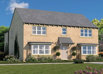 Thumbnail 4 bed detached house for sale in Low Hall Road, Horsforth, Leeds