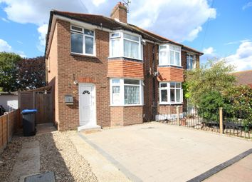 Thumbnail 3 bed semi-detached house for sale in Salvington Gardens, Worthing