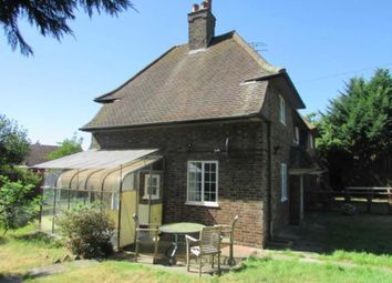Thumbnail 2 bed cottage to rent in Aldenham, Watford