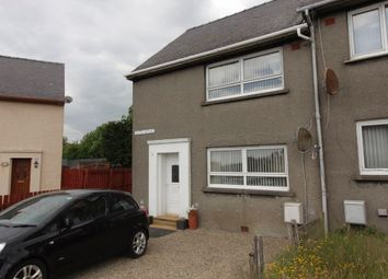 Thumbnail 3 bed end terrace house for sale in Afton Avenue, Mossblown, Ayr