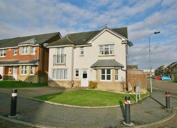 Thumbnail 4 bed detached house for sale in Demoreham Avenue, Denny, Stirlingshire