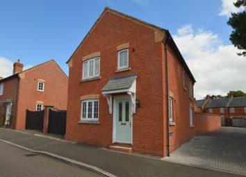 Thumbnail 3 bed detached house to rent in Alice Templer Close, Barrack Road, Exeter