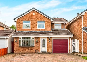 Thumbnail 5 bed detached house for sale in Japonica Drive, Leegomery, Telford