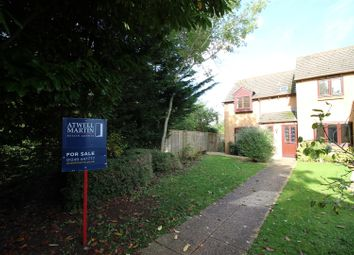 Thumbnail 3 bed semi-detached house for sale in Blackberry Close, Willowbank, West Chippenham