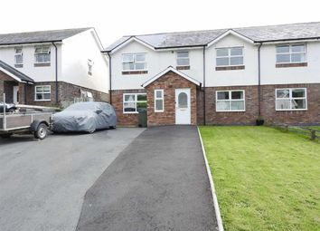 Thumbnail 5 bed semi-detached house for sale in Paitholwg, Rhydyfelin, Aberystwyth