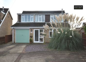 Thumbnail 4 bed detached house for sale in St Nicholas Drive, Grimsby