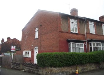Thumbnail 3 bed end terrace house to rent in Clifton Road, Smethwick, Smethwick