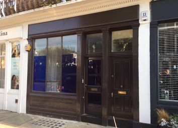 Thumbnail Retail premises for sale in Needham Road, London