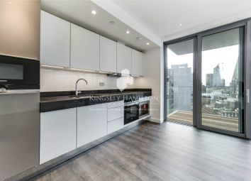 Thumbnail 1 bed flat for sale in Kingwood Garden, Goodman's Fields, London