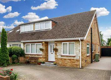 Thumbnail 3 bedroom semi-detached bungalow for sale in Tattenhoe Lane, Bletchley, Milton Keynes, Bucks