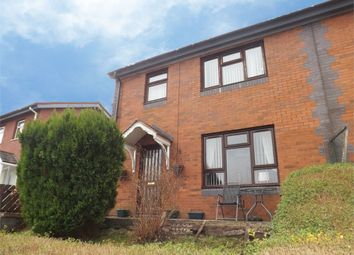 Thumbnail 3 bed semi-detached house for sale in Heolddu Grove, Bargoed, Caerphilly