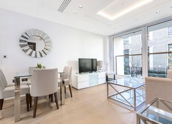 Thumbnail 1 bed flat to rent in Radnor Terrace, Bridgeman House, Kensington, London