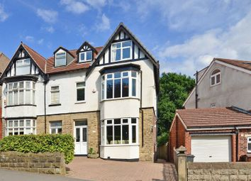 Thumbnail 5 bedroom semi-detached house for sale in Millhouses Lane, Ecclesall, Sheffield