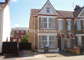 Thumbnail 5 bed semi-detached house to rent in Hurst Grove, Bedford