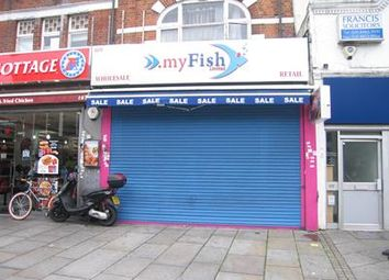 Thumbnail Restaurant/cafe to let in 169 Lewisham High Street, London