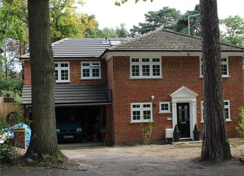 Thumbnail 6 bedroom detached house for sale in Firwood Drive, Camberley, Surrey