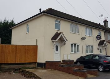 Thumbnail 3 bed end terrace house to rent in Manor Crescent, Swindon