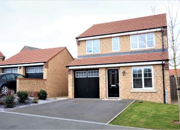 3 bed detached house for sale in Bramble Close, Stainton, Middlesbrough TS8