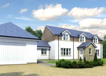 Thumbnail 4 bed detached house for sale in Church Brae, Glenfarg, Perth