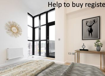 Thumbnail 3 bed flat for sale in Odeon Parade, Well Hall Road, London