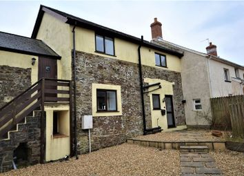 Thumbnail 3 bed terraced house for sale in Woolsery, Bideford