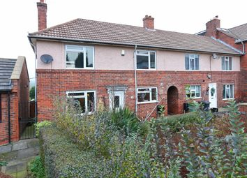 Thumbnail 2 bed semi-detached house to rent in Sycamore Road, Hollingwood, Chesterfield