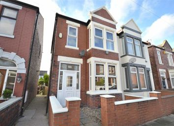 Thumbnail 3 bed semi-detached house to rent in Randlesham Street, Prestwich, Manchester