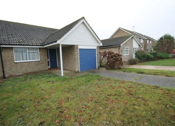 Thumbnail 2 bed semi-detached bungalow for sale in Poplar Way, Kirby Cross, Frinton-On-Sea
