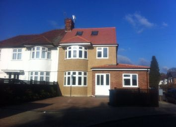 Thumbnail 1 bed flat to rent in Whitchurch Gardens, Edgware, Middlesex