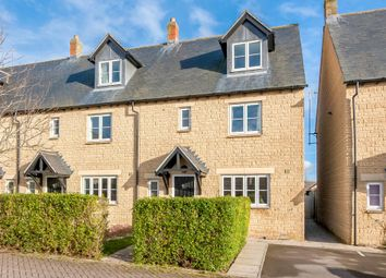 Thumbnail 4 bed end terrace house for sale in Middle Barton, Chipping Norton