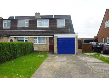 Thumbnail 3 bed property to rent in Kingfisher Road, Mead Vale, Weston-Super-Mare