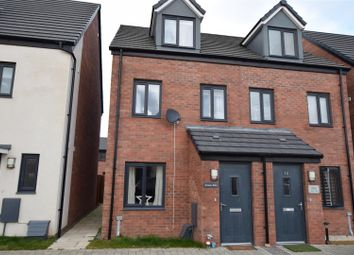 Thumbnail 3 bed semi-detached house for sale in Haven Walk, Barry
