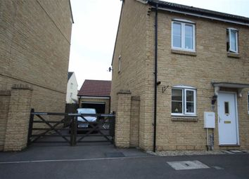 Thumbnail 3 bed end terrace house to rent in Nuthatch Road, Calne, Wiltshire