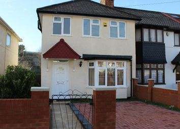 Thumbnail 4 bedroom semi-detached house to rent in Tokyngton Avenue, Wembley