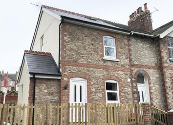 Thumbnail 3 bedroom end terrace house for sale in Ellacombe, Torquay, Devon