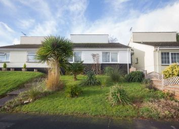 Thumbnail 3 bedroom semi-detached bungalow for sale in Tower Gardens, Crediton