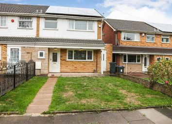 Thumbnail 4 bed semi-detached house for sale in Woodridge, Birmingham, West Midlands