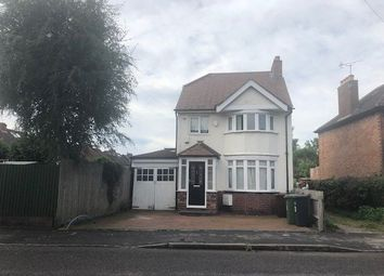 Thumbnail 3 bed detached house to rent in Hurdis Road, Shirley, Solihull
