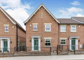 Thumbnail 3 bedroom terraced house for sale in Church Hill Terrace Church Hill, Sherburn In Elmet, Leeds