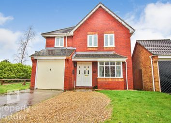 Thumbnail 4 bedroom detached house for sale in Winstanley Road, Thorpe St. Andrew, Norwich