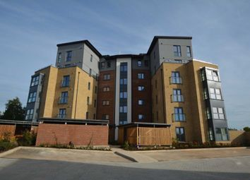 Thumbnail 2 bed flat for sale in Cyber Avenue, Milton Keynes