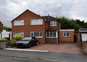 Thumbnail 3 bedroom semi-detached house for sale in Broadway Avenue, Trench, Telford, Shropshire