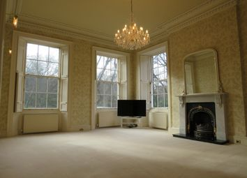 Thumbnail 3 bedroom flat to rent in Abercromby Place, Edinburgh