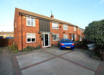 Thumbnail 3 bed detached house for sale in Staplehurst Road, Sittingbourne, Kent