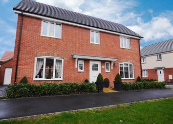 Thumbnail 4 bed detached house to rent in Fidlers Orchard, Harwell, Didcot